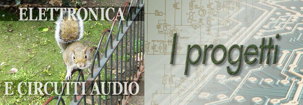 Elettronica Audio - I progetti