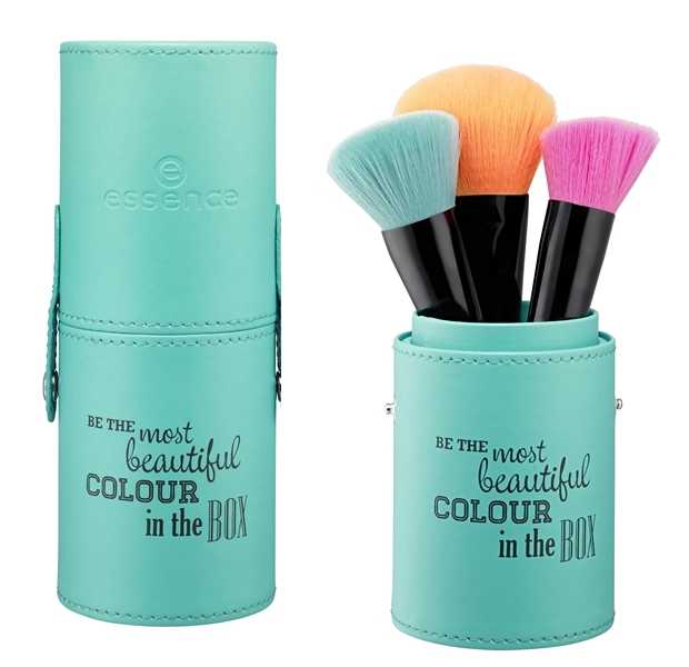 Essence Make Me Pretty Trend Edition Brush Box