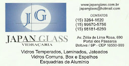 JAPAN GLASS VIDRAÇARIA