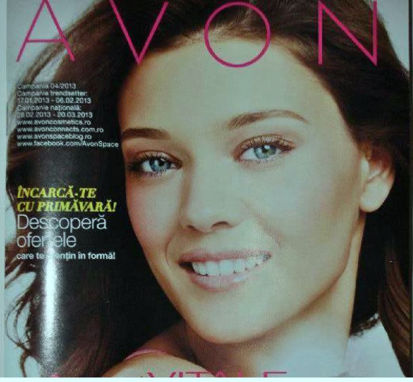 Catalog Avon campania 4 2013 (brosura februarie - martie 2013)