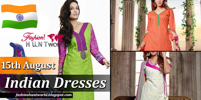 Indian Independence Day Dresses