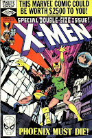 X-Men #137 cover
