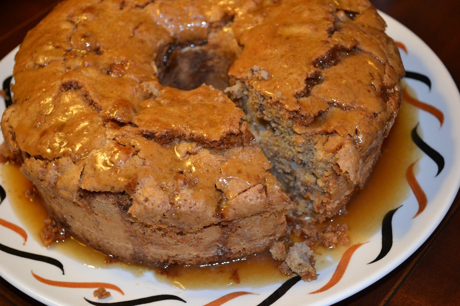 Nanny S Apple Cake