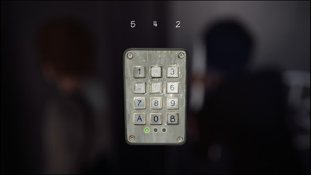 Life Is Strange, Episode 4, Barn Gate, Combination Code