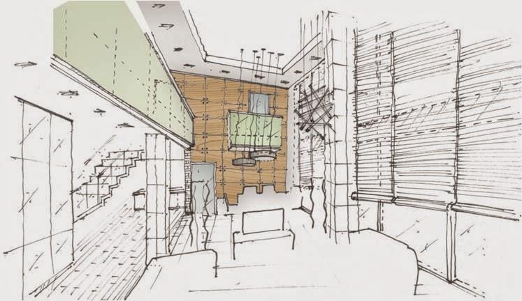 Thiết kế nội thất căn hộ chung cư phong cách hiện đại.