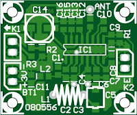 circuit diagram skema rangkaian elektronika pcb layout fmpcb layout fm receiver with tda7021t circuit schematic diagram