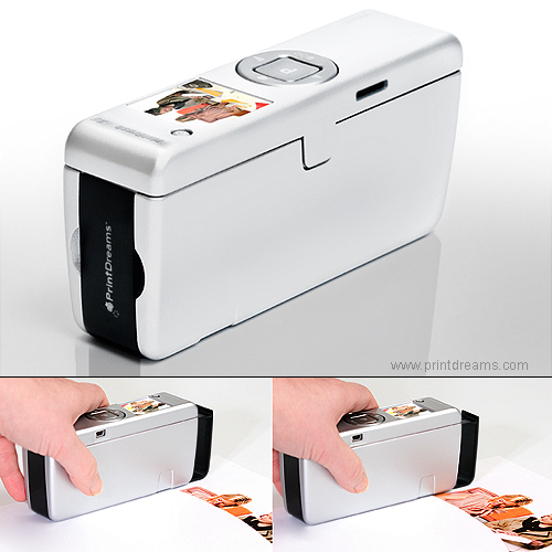 PrintBrush 4X6 printer by PrintDreams International