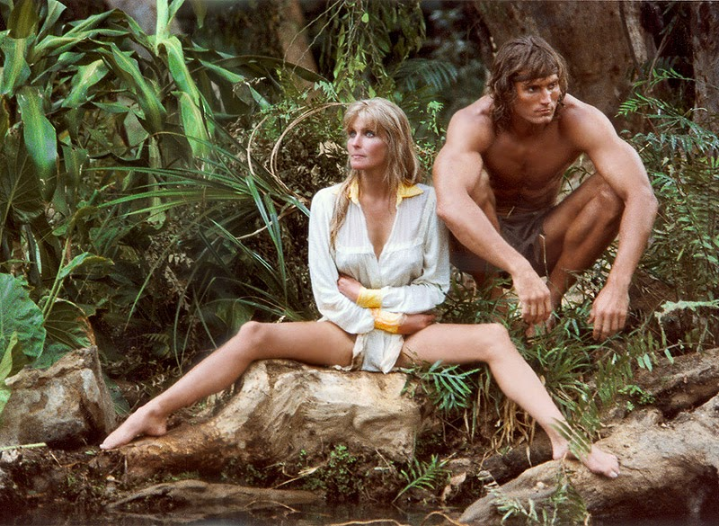 Tarzan nackt Geschichte Bilder