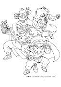 Dragon Ball GT para dibujar pintar colorear imprimir recortar y pegar dragon ball gt para dibujar pintar colorear imprimir recortar pegar