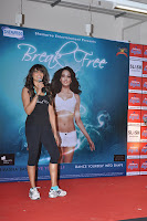 Bipasha basu,hot, Launch, Break Free, DVD, fitness, yoga, aerobics, gym,