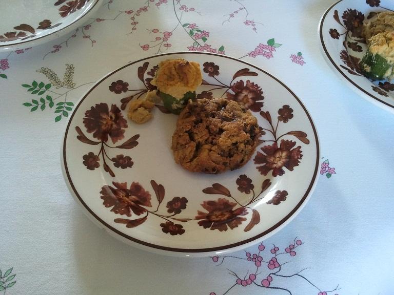 http://www.ricettegrupposanguigno.com/2012/04/tortini-quinoa-con-funghi-e-zucchine.html
