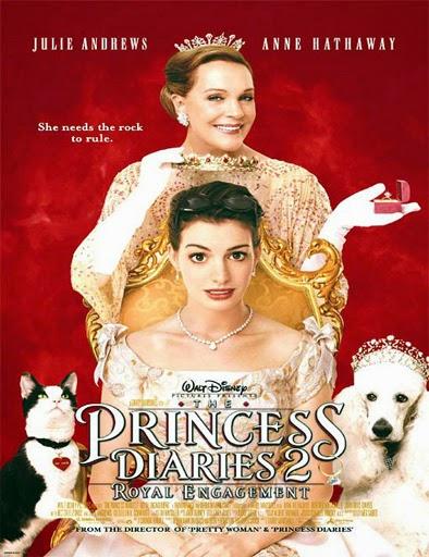 Ver El diario de la princesa 2 (2004) Online