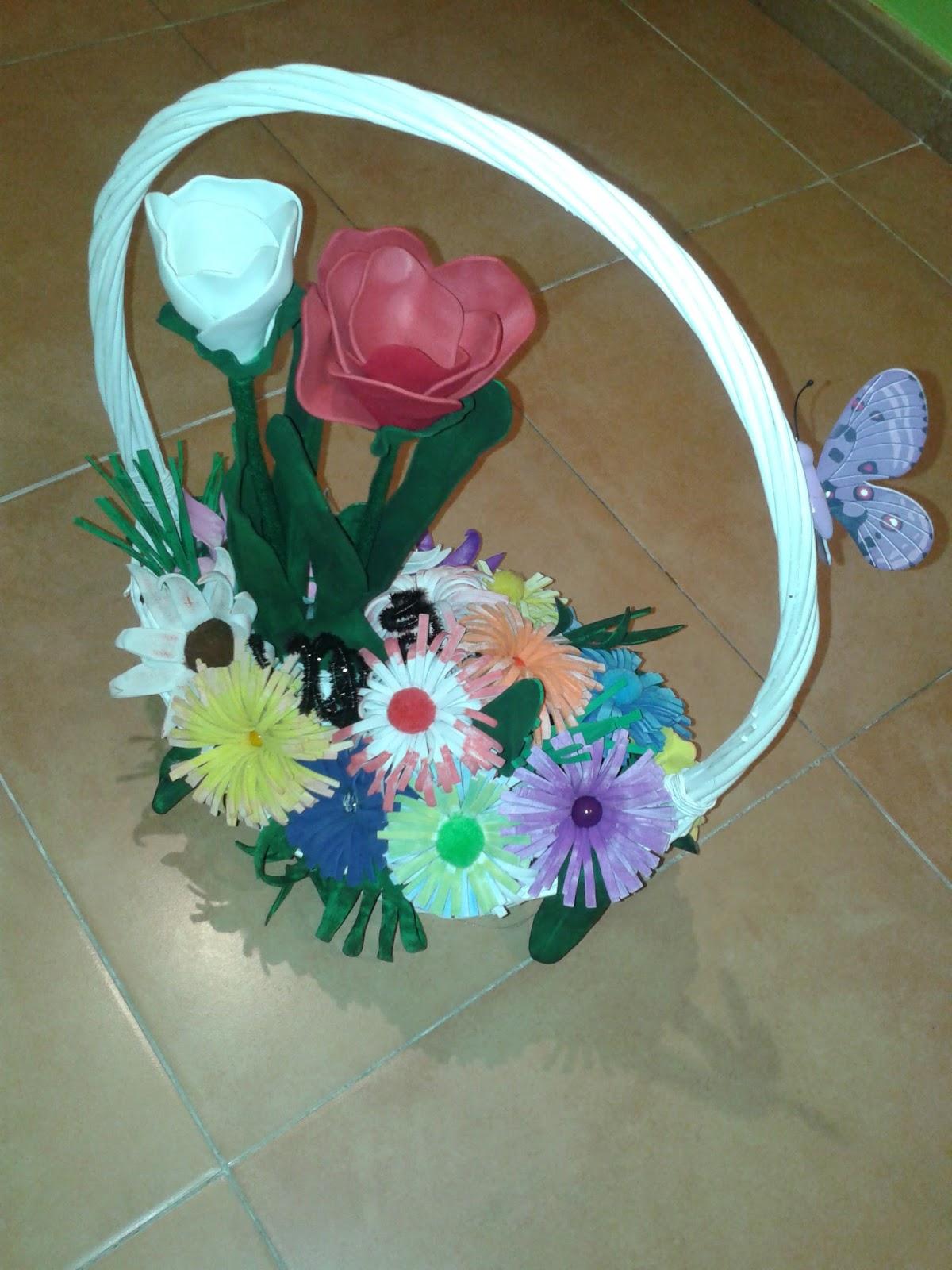 Flores de goma eva pdf con tus manos flores en goma eva - Flore de goma eva ...
