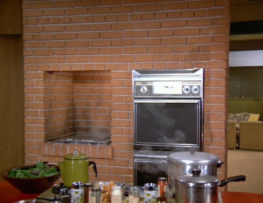 the brady bunch blog: more brady kitchen