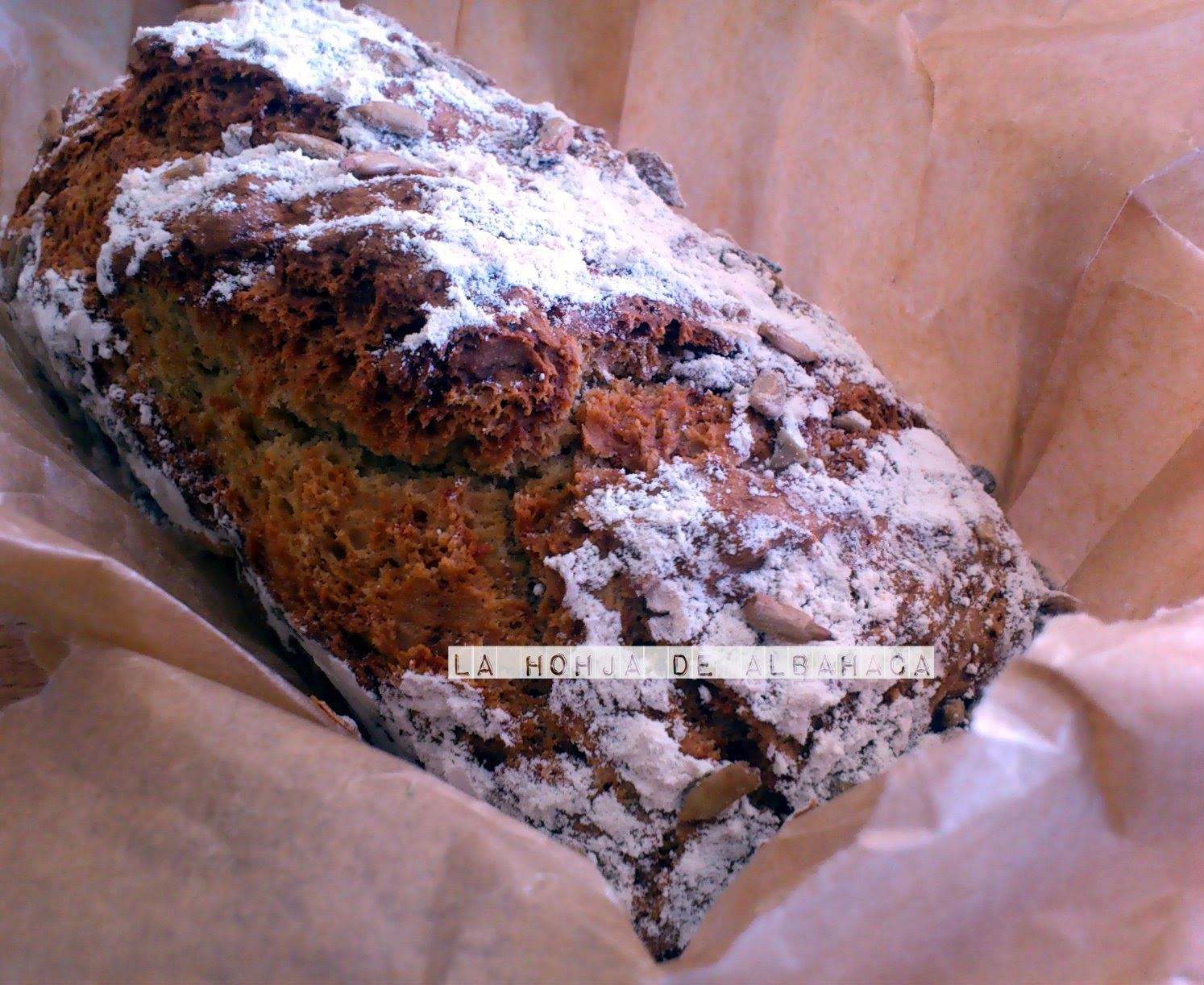 pan de soda, harina ecológica, harina italiana, Mulino Marino, Sapori Antichi