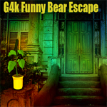 Games4King Funny Bear Escape Walkthrough