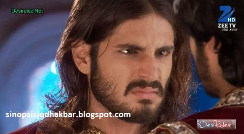 Jodha Akbar Episode 444