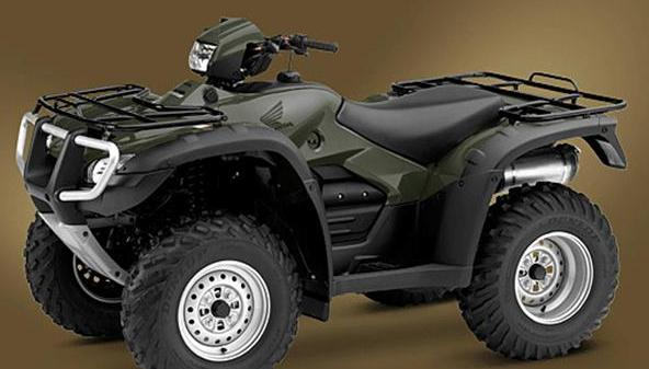 2011 Honda FourTrax Foreman 4x4 Specifications and Pictures