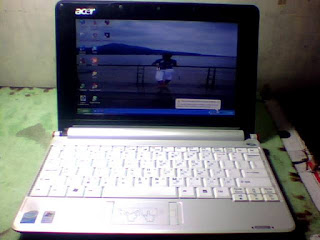 Aspire One ZG5 mati total