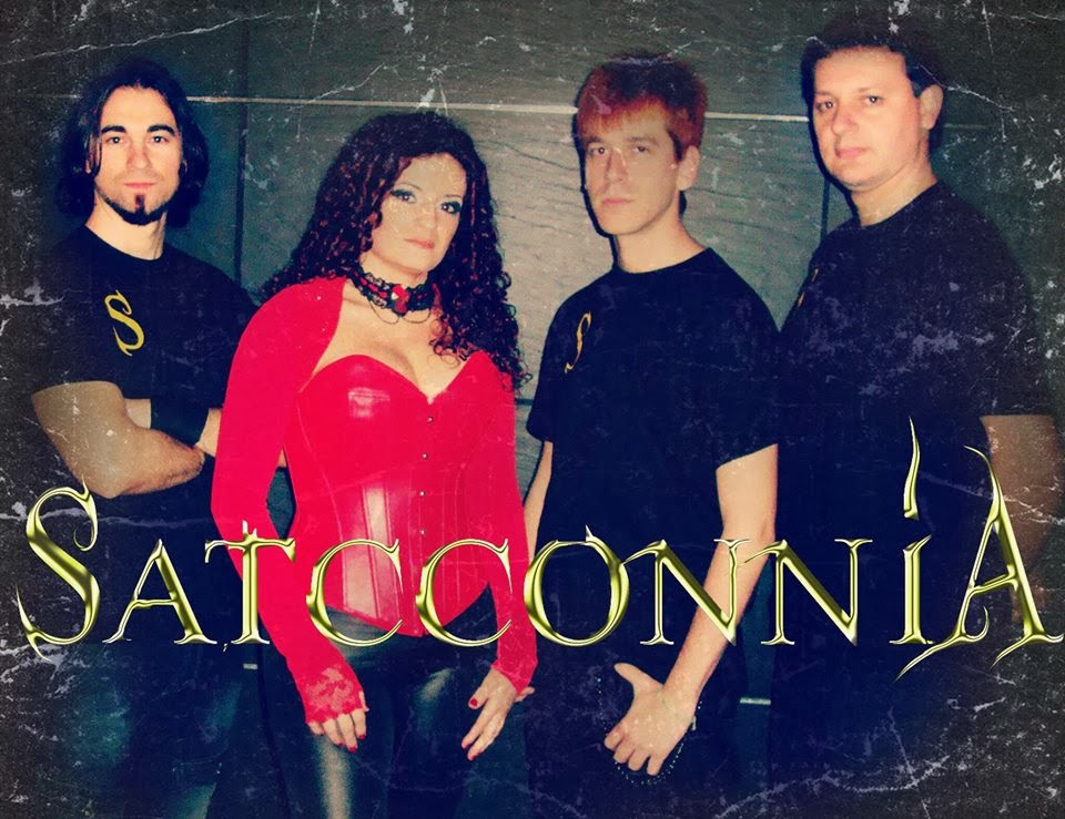 SATCCONNIA metal band