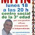 VIDEO DEL MITIN DE LOS INDEPENDIENTES X SAN MATEO - F.I.A 18 DE MAYO DE 2015