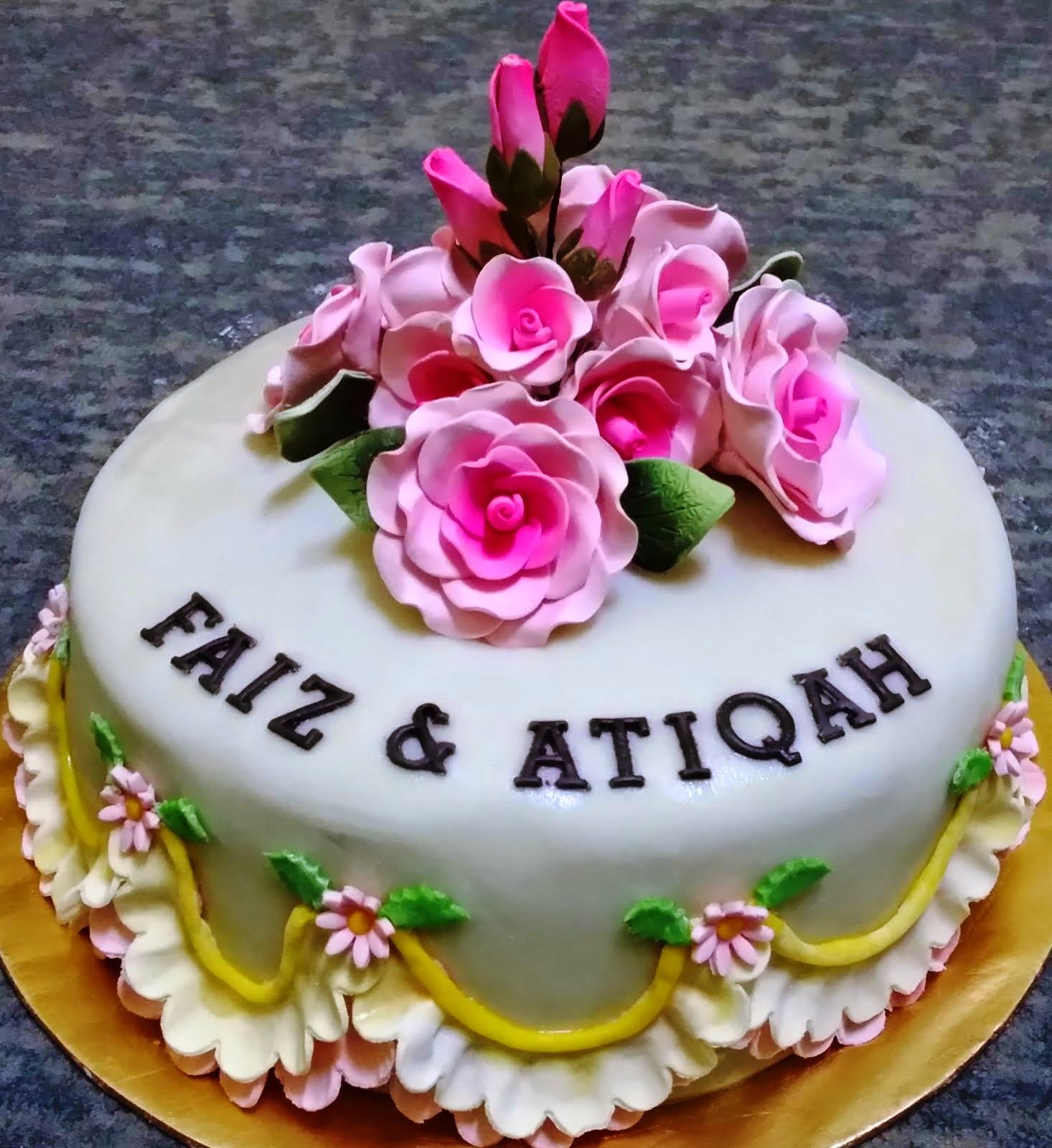 Fondant Cake 12