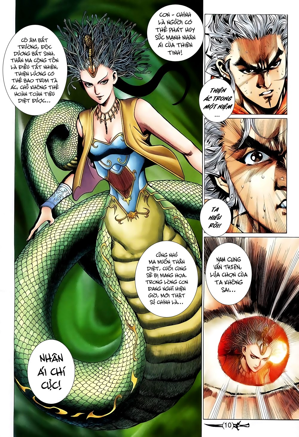 Thần Binh Huyền Kỳ II Chap 100 - Trang 9