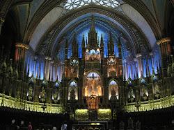 Montreal, Bazilica Notre Dame, 2011