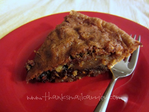 chocolate nut pie recipe