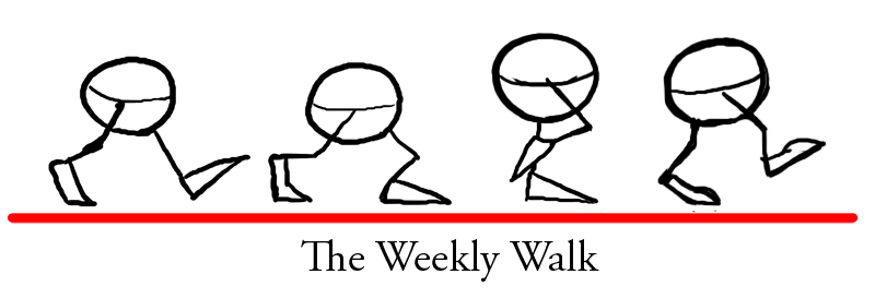 The Weekly Walk