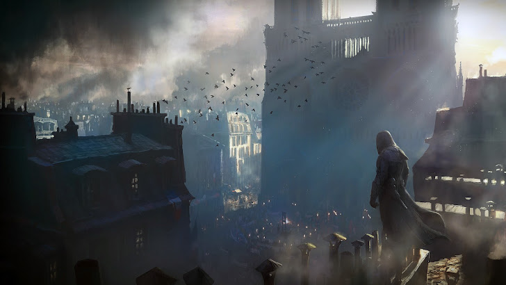 Assassins Creed Unity Cool