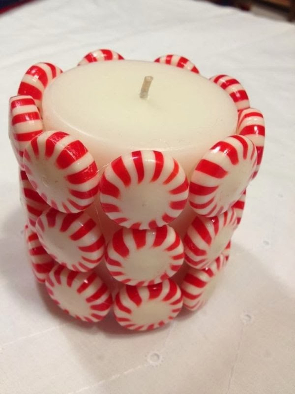 Merry christmas candle crafts ideas for kids children 2015 for Easy crafts for christmas presents