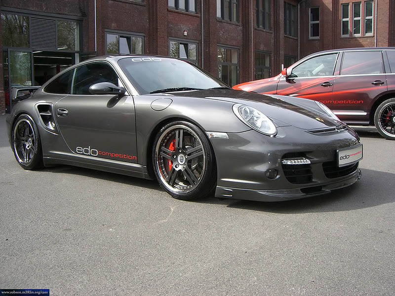 Cars World: Porsche 911 996 Turbo X50