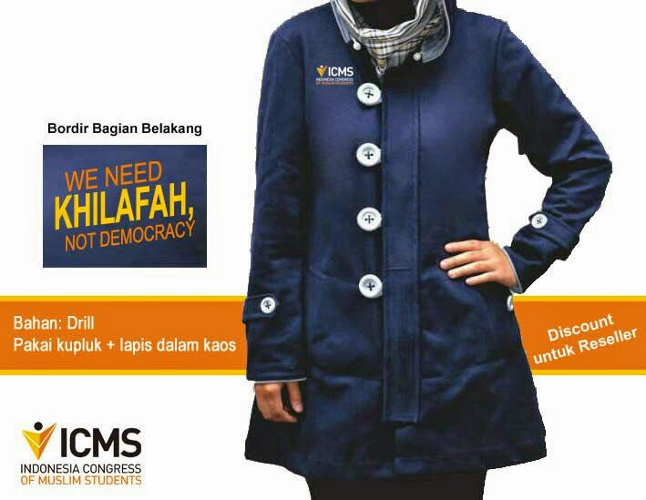 Jaket ICMS Akhwat