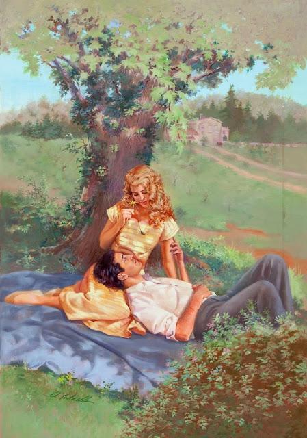 Ed Tadiello, cute girl,love painting