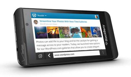 Come effettuare uno screenshot con BlackBerry Z10 - Ecco come fare per salvare una schermata con BBZ10