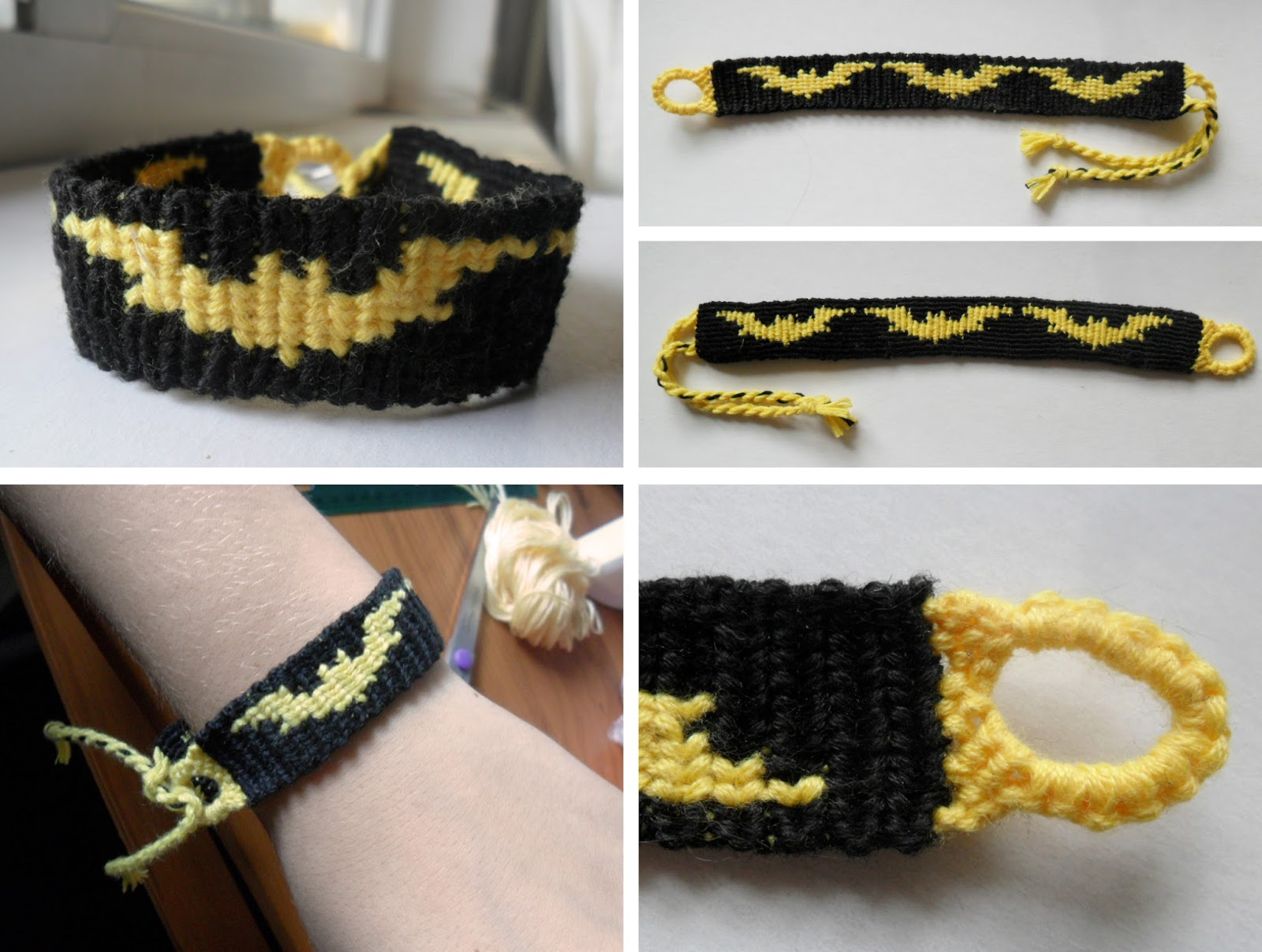Photo of A47758 by KateSummer - friendship-bracelets.net.