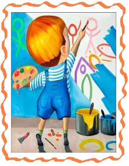 Blog de los ni os si ves un monte de espumas y otros poemas - Dibujos en paredes infantiles ...