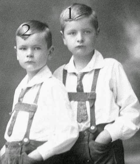 Georg Donatus et Ludwig de Hesse et du Rhin