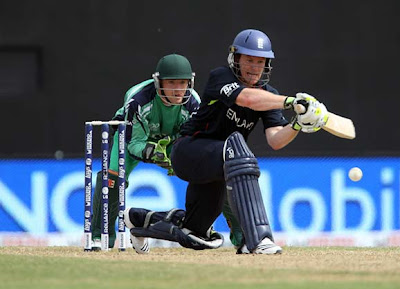 England vs Ireland Live Cricket Score