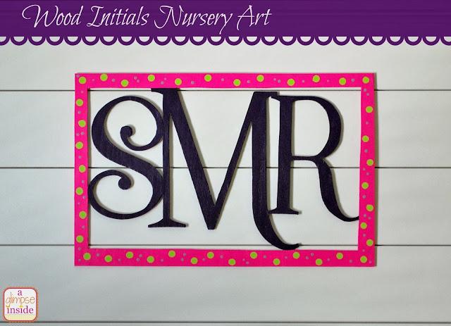 http://www.aglimpseinsideblog.com/2014/01/wood-initials-nursery-art.html