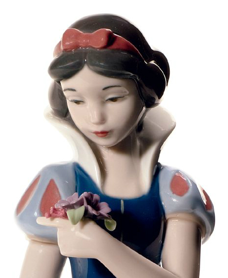 Filmic Light Snow White Archive 2012 Snow White Lladro