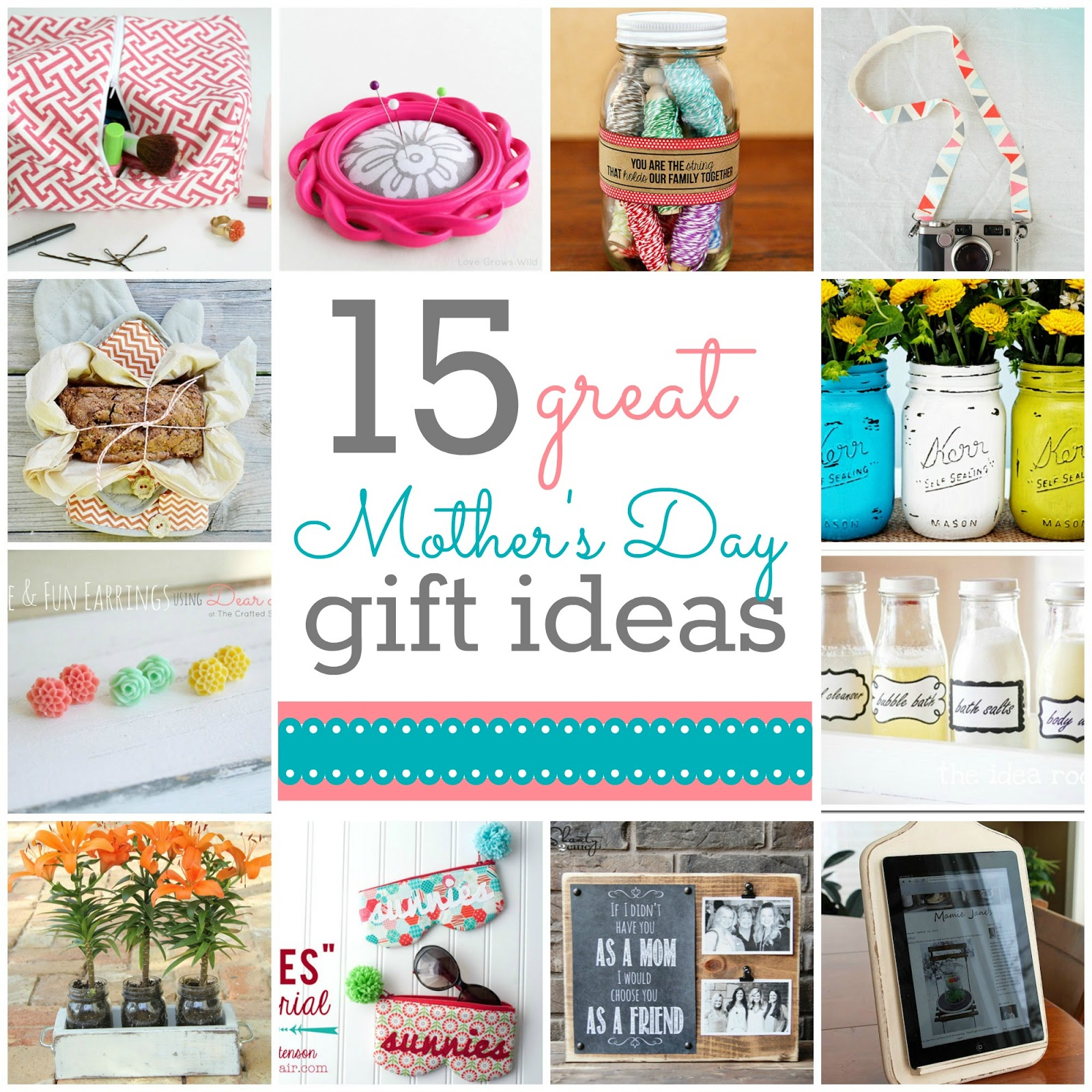 Mother\'s Day Gift Ideas + An Epic Giveaway - The Crafted Sparrow
