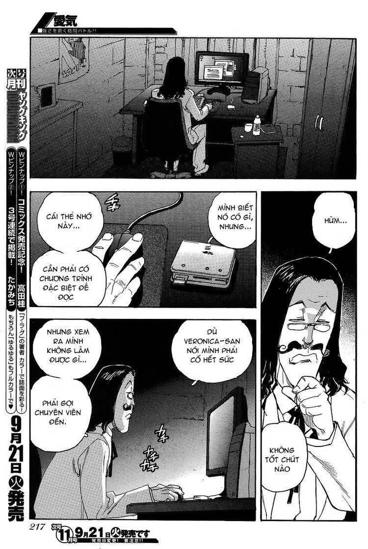Aiki chap 70 - Trang 9