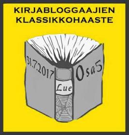 Kirjabloggaajien klassikkohaaste