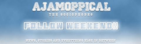 Segmen: Follow Weekend Bersama AjamOppical