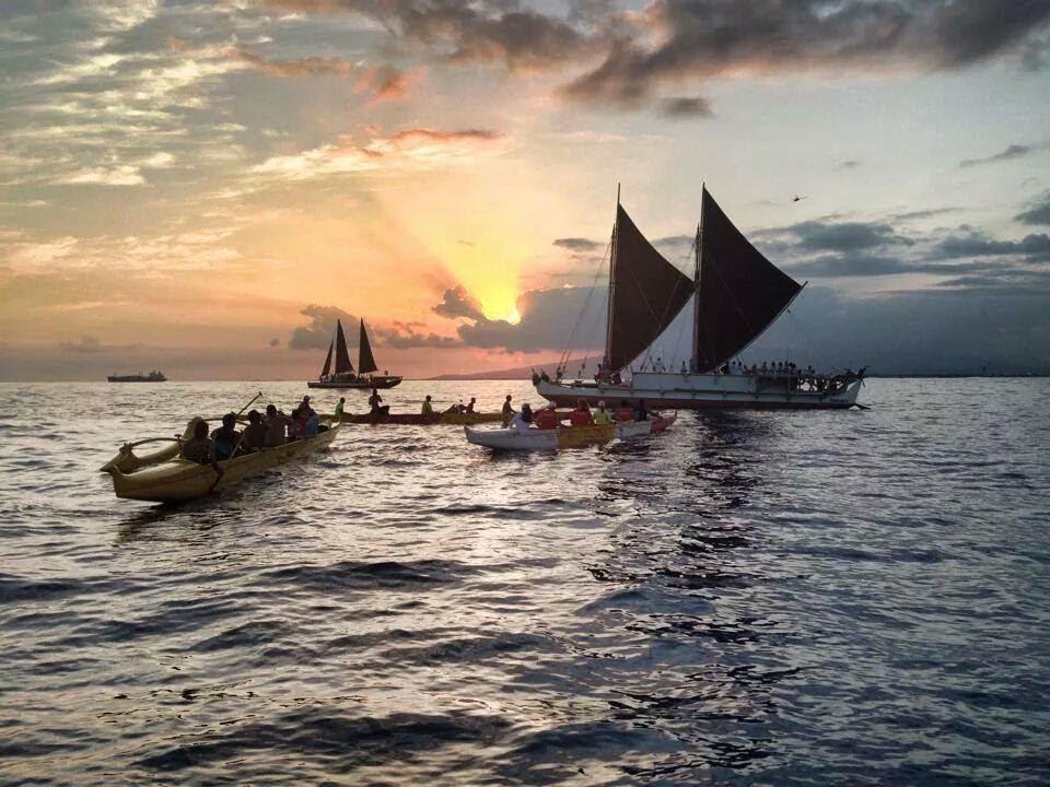 Hokulea Sailing Vessel