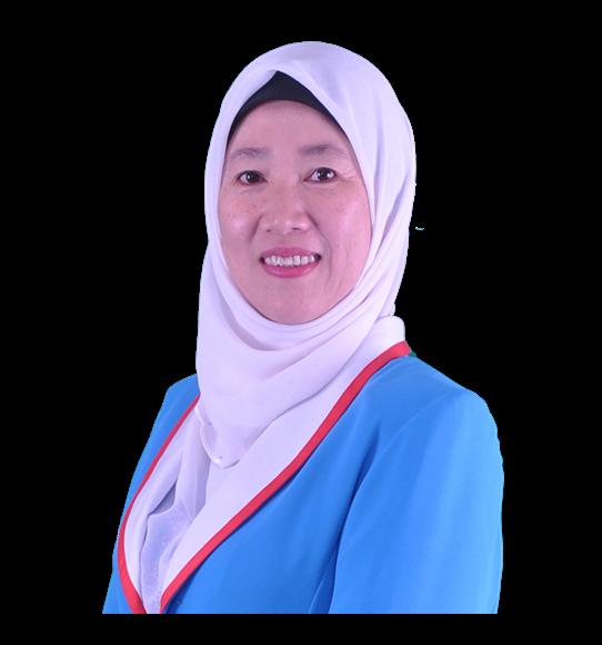 YB Puan Dr. Daroyah Alwi