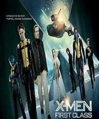 X-Men First Class 2011 Hindi Dubbed Movie Watch Online