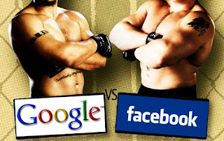 google+ vs. facebook